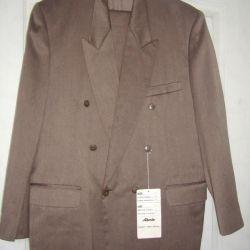 new men's suit p. 54