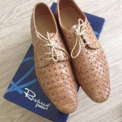 Leather shoes 43r