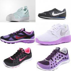 Нові фірмові кросівки nike, adidas.