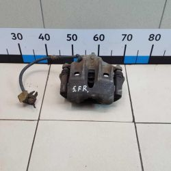 Caliper, front right Opel Omega B