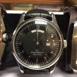 Νέο ρολόι χαλαζία Philip Watch