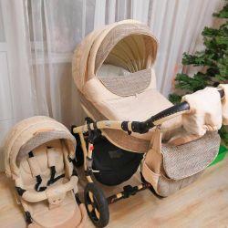 Bebe-mobile stroller