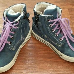 Ботиночки.