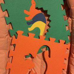 Yumuşak bulmaca dinozor