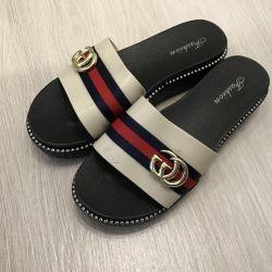 New ladies' slippers