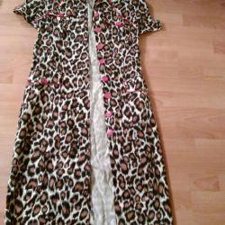 Dress robe 46p
