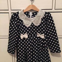 Children's things, a dress for a girl 2-3 years