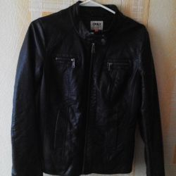 Leather jacket ONLY