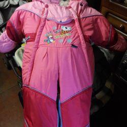 Children's clothing jacket