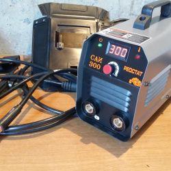 Συγκολλητικό μηχάνημα Rheostat Sai 300A Νέο