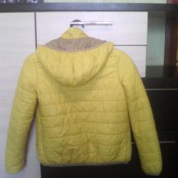 Children's demi-season jacket