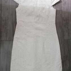 Dress cotton new