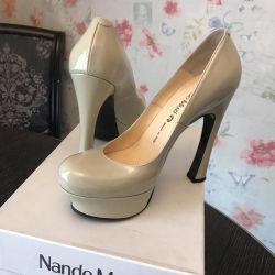 Туфлі оригінал Nando Muzi 37.5 розмір