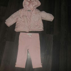 Europe Kit baby Spring Fall r 74/80 used