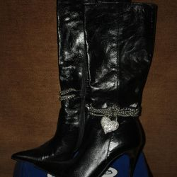 ✂️Payana Παπούτσια μπότες, εποχιακά, nat. δέρμα