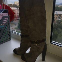 Used Nursace boots