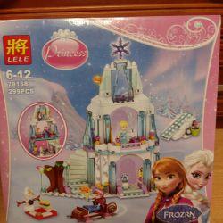 Lego Elsa Kalesi
