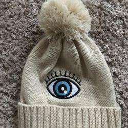 Kenzo Kenzo Eye Cap New