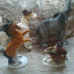 Porcelain all together