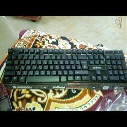 Нова Клавіатура з підсвічуванням MaYhem