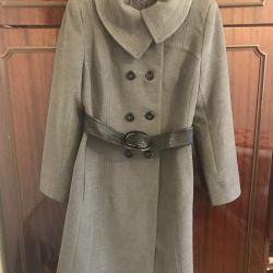 Нове пальто драпове жіноче 50 розміру
