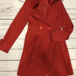 new red cloak