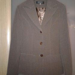 Пиджак на подкладе