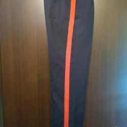 Pants for the Cossack school