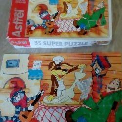 Fascinating puzzles
