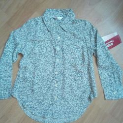 New blouse GJ, 2-4 years