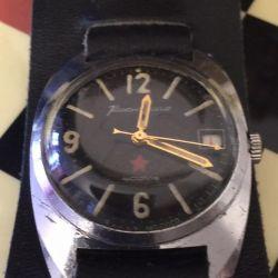 Ceasul comandantului