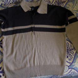Нов свитер 42-46разм