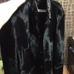 Sheepskin coat for men new