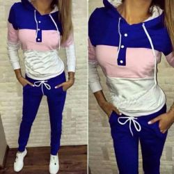 New tracksuit r. 40-44