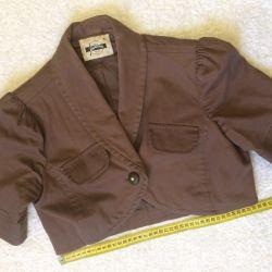 Jachetă scurtă