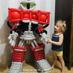 Ρομπότ μπαλονιών