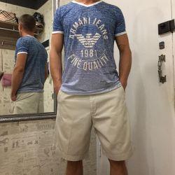 Amerika'dan Armani tişört