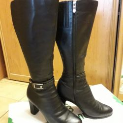 Boots fall-spring, 39 size