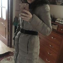 Esprit jacheta de iarna jos