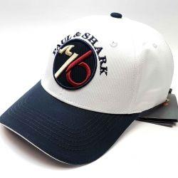 Бейсболка кепка Paul & Shark Flipper (белый)