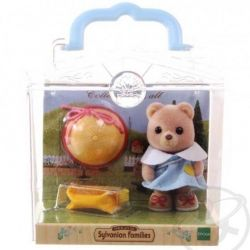 Set Sylvanian Families Baby in the Box