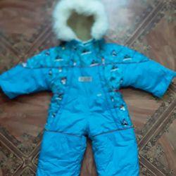 Winter overalls)