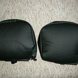 Headrest Covers for Renault Fluence, Megane