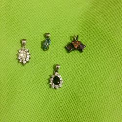 Silver pendants. BARGAIN!!!
