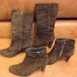 Обувь. Сапоги и ботиночки. Осень 🍂 и зима ❄️