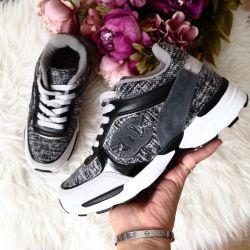 Ανδρικά πάνινα παπούτσια Chanel (37)
