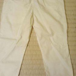 Pants flax Zara kids