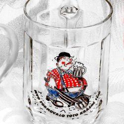 Tableware Gift new beer mug Czech Republic