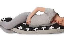 Hamile kadınlar için yastıklar gri yıldız