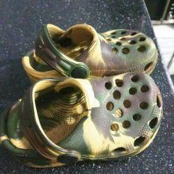 Νέα Slates Crocs Παντόφλες